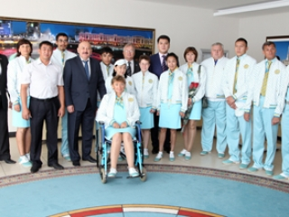 Kazakhstan aims to get into top ten at XIV Summer Paralympic Games
