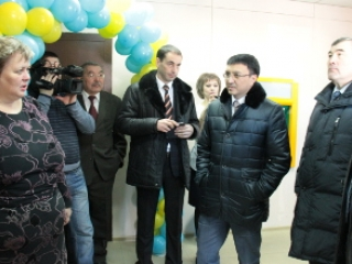 Business support center opens in Kazakhstan