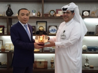 Kazakhstan, Qatar to sign memo of understanding on environmental protection