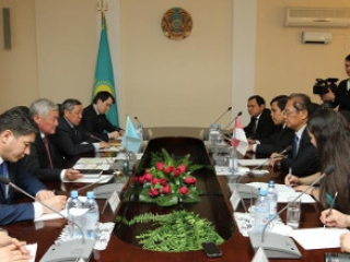 Indonesia interested in cooperation with Aktobe region (PHOTO)