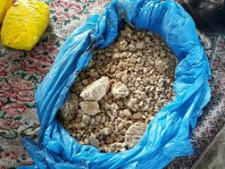 Man detained with 9 kg of heroin at Kazakh-Kyrgyz border (PHOTO)