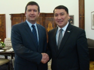 Kazakh-Czech inter-parliamentary coop discussed in Prague