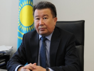 S. Ordabayev appointed Ambassador of Kazakhstan to Ukraine