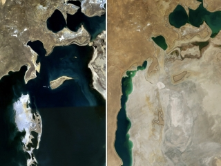 Aral Sea problem discussed in Turkmenistan