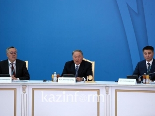 Nazarbayev: It is not time to look for the guilty ones