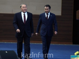 Nazarbayev unleashed criticism against local courts