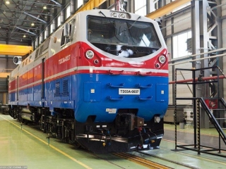 Ukraine to buy Kazakhstan's locomotive engines