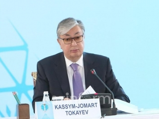 Tokayev tells world religions' leaders about reforms in Kazakhstan