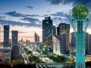 Kazakh theater to be built in Astana