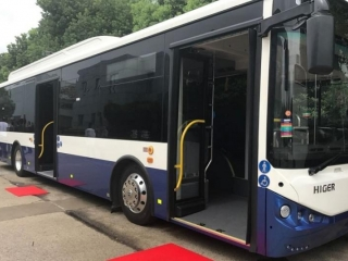 Zhambyl region to inroduce eco-friendly buses
