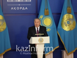 Kazakhstan continues to provide assistance to Afghanistan - Nursultan Nazarbayev