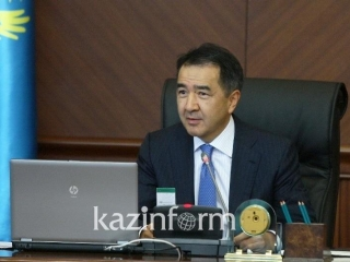 PM promises to relieve Kazakhstan's industry from red zone until yearend
