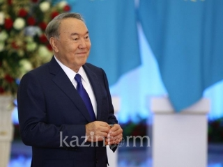Nursultan Nazarbayev receives new congratulatory letters from foreign leaders