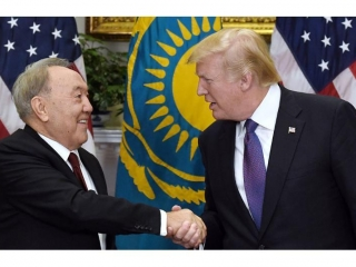 Video on Kazakh President's official visit to U.S. released