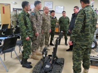 US Armed Forces to help Kazakh colleagues train deminers