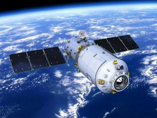 Chinese Space Station Tiangong-1 reenters Earth's atmosphere