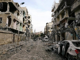 Syrian military take full control over Eastern Ghouta