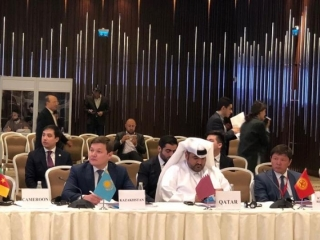 Kazakhstan took part in Islamic conf of sport ministers in Baku
