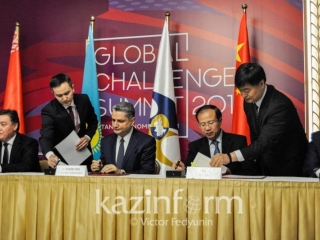 EAEU and China ink trade and economic coop agr't