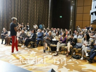 15th Eurasian Media Forum kicks off in Almaty