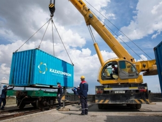 Kazakhstan delivers uranium to Brazil for the first time