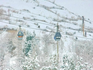 Cableway system to link ski resorts in Almaty region