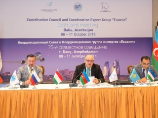 Baku hosts meeting of Eurasia Coordination Council