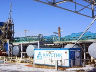 NAC Kazatomprom JSC announces sale of its 40% stake in Caustic JSC.