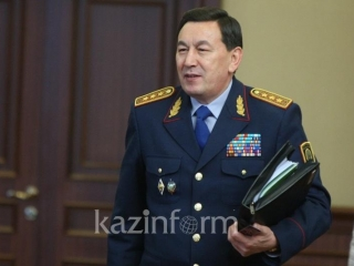 Kazakhstan, Armenia discuss cooperation in crime prevention