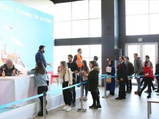 1st International Eurasia Book Fair ends