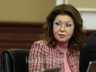 Kazakh Senate Speaker Nazarbayeva holds telephone talks with Turkish counterpart