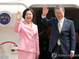 Moon Jae-in to visit Turkmenistan, Uzbekistan and Kazakhstan