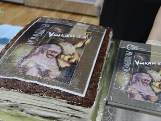 Eatable Books Festival held in N Kazakhstan