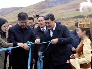 China-Kazakhstan water projects a model for cooperation