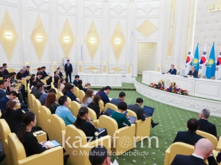 Korean business expresses strong interest in Kazakhstan, President Tokayev