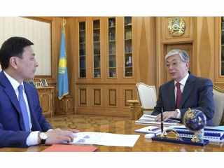 Kazakh President instructs on further development of W Kazakhstan region