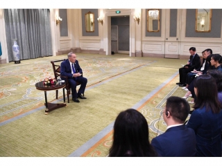 Interview: BRI a great idea with perspective, first president of Kazakhstan says