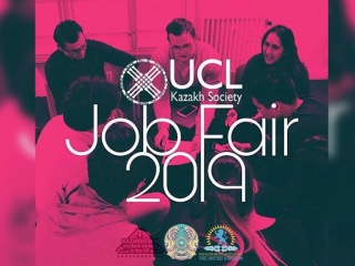 Job fair for Kazakh students to be held in London