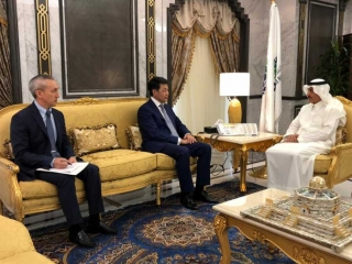 Kazakhstan - IsDB interaction discussed in Jeddah