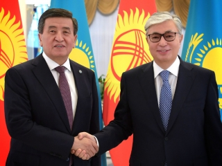 Cooperation between Kazakhstan-Kyrgyzstan getting stronger - Tokayev
