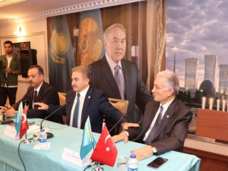 Nursultan Nazarbayev's historic decision discussed in Ankara