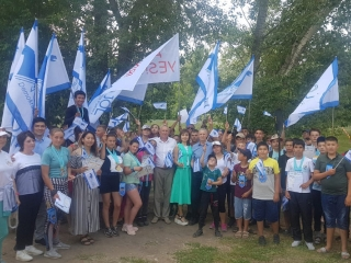 Daniya Yespayeva's campaign team arranges Uralsk Open Rowing and Canoeing Championship
