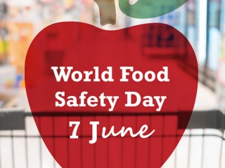 World Food Safety Day - June 7
