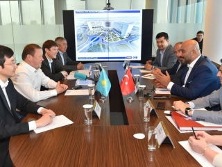 Turkey to build modern hospital in N Kazakhstan