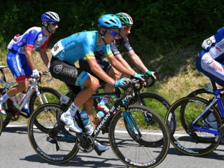 Another sprint for Astana in Tour de Suisse Stage 5