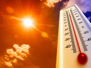 Scorching heat to linger in Atyrau region