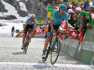 Astana's Hirt still 5th in after Tour de Suisse Stage 8
