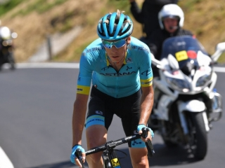 Astana's Jan Hirt finished 5th in final classification, Tour de Suisse, Stage 9