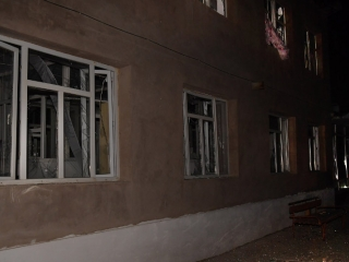 Interior Ministry: 80-90 percent of buildings damaged in Arys