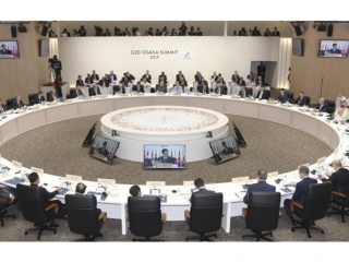 Trade in spotlight as G-20 discusses economy in Osaka summit